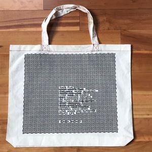 Isabel Marant Canvas Shopping Bag